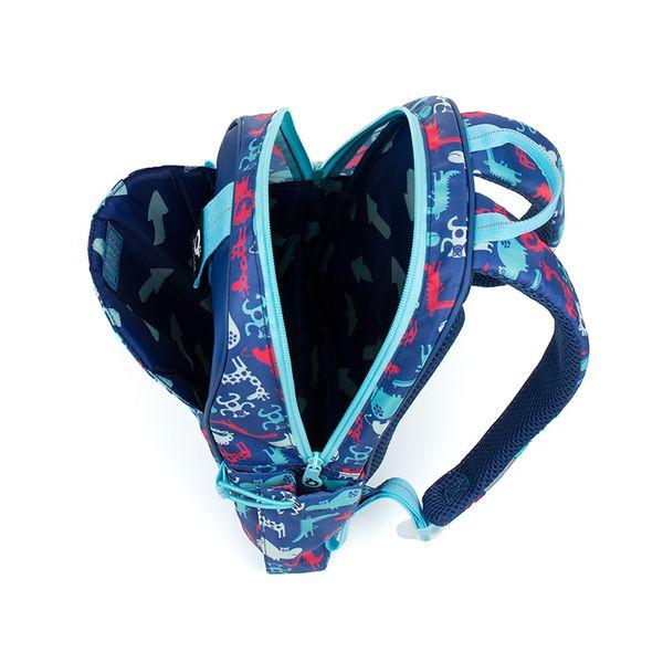 Plecak przedszkolny dla chłopca, zwierzątka CHI 839 zdjęcie 8