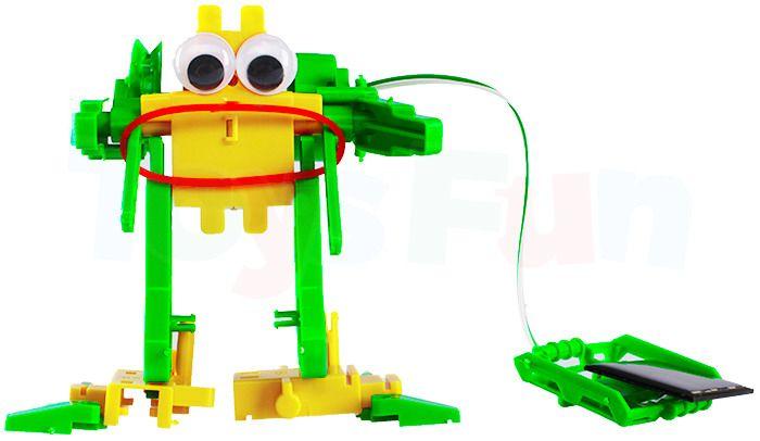 Zabawka edukacyjna: Robot solarny 6w1 zdjęcie 1