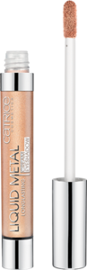 Catrice Liquid Metal Longlasting Cream Eyeshadow 020 Champagne Shower Cień do powiek w płynie 6ml - 020 Champagne Shower na Arena.pl