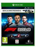 Gra F1 2018 Edycja Mistrzowska (XBOX ONE)
