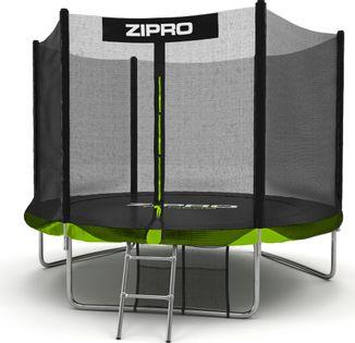 Zipro Trampolina ogrodowa z siatką zewnętrzną 8FT 252cm