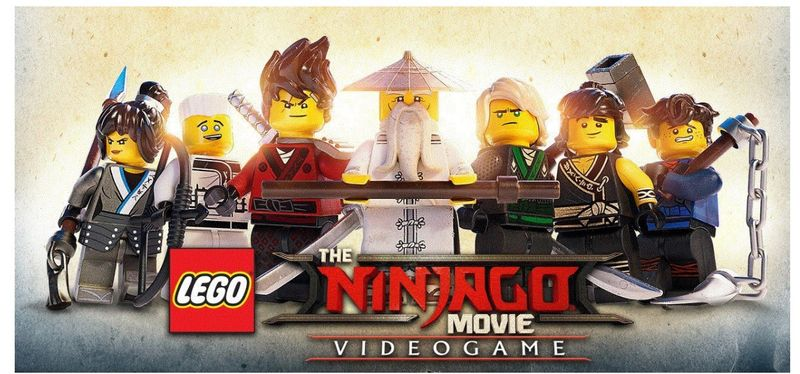 Lego Ninjago Movie Videogame Pl Dubbing Ps4 Arenapl