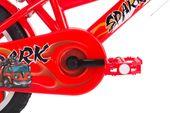 Rower 16 ROCK KIDS SPARK czerwony zdjęcie 10