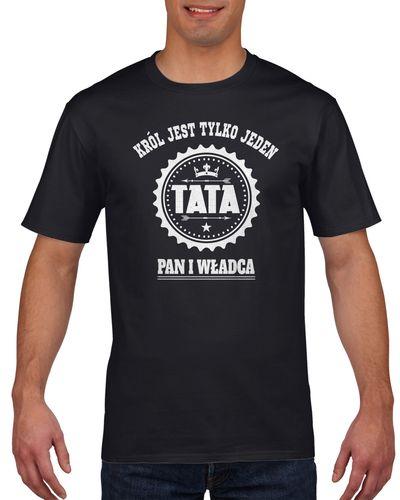 Koszulka męska TATA PAN I WLADCA c XXL na Arena.pl