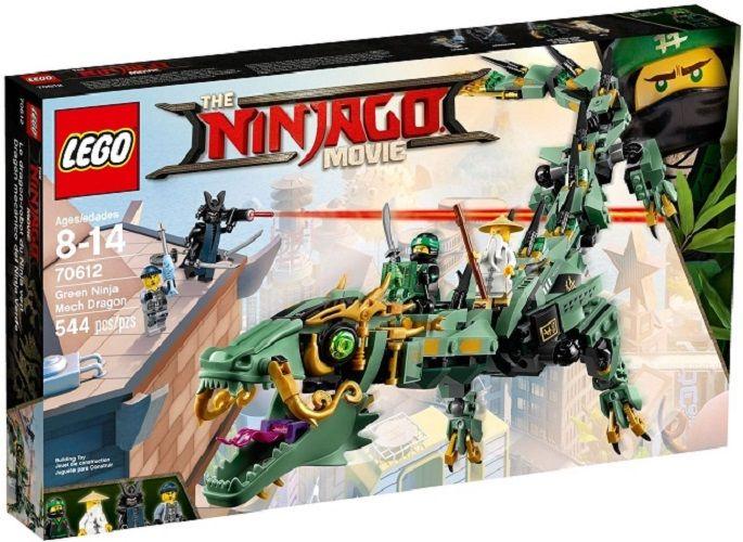 LEGO NINJAGO 70612 Mechaniczny Smok Ninja zdjęcie 1