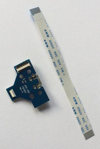 Płytka z taśmą 14pin JDS-001 gniazdo pada PS4 zdjęcie 3