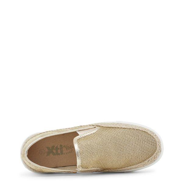 Beżowe sneakersy trampki TL141 3