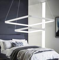 Lampa wisząca plafon FABIO II żyrandol Kinkiet LED 45W Wobako