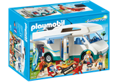 Playmobil Rodzinne auto kempingowe