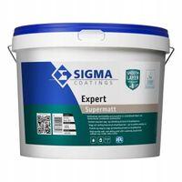 Sigma Expert Supermat Farba na zacieki biała 10L