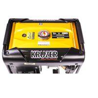 Agregat prądotwórczy jednofazowy KRUZER TH 3900E 3.2kW!!!