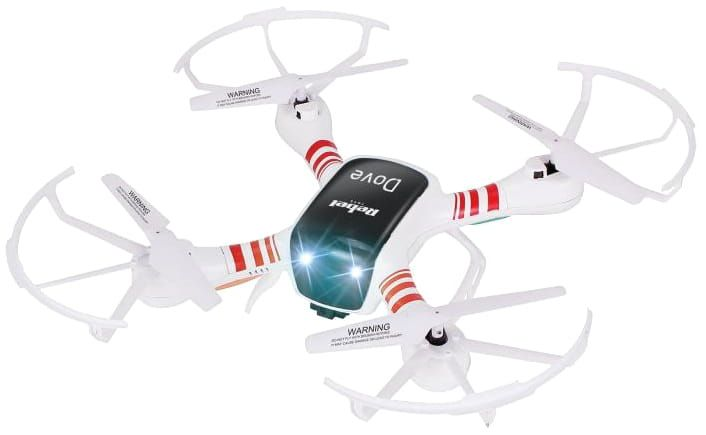 Dron Rebel DOVE WIFI kamera aplikacja zdjęcie 2