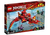 Lego Ninjago Pojazd bojowy Kaia