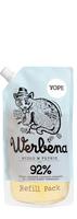 YOPE Naturalne mydło w płynie WERBENA 500ml REFILL