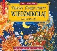 Wiedźmikołaj. Audiobook Terry Pratchett, Maciej Kowalik