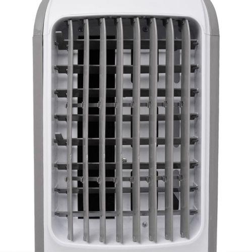 Lumarko Klimatyzator ewaporacyjny 80 W, 4 L, 270 m³/h, 25x26x56 cm na Arena.pl