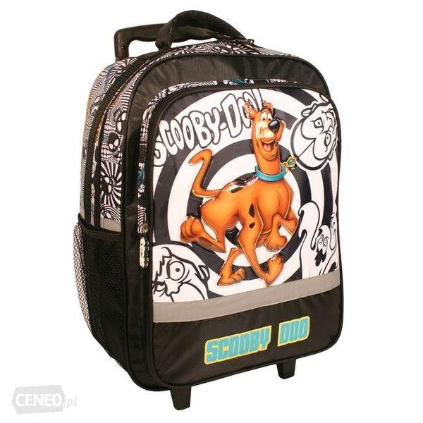 d0cbc52dc626b Plecak szkolny na kółkach Scooby Doo, Hannah-Barbera (SDA134) • Arena.pl