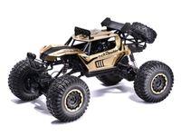 Samochód RC Rock Crawler 2.4GHz 1:8 51cm złoty