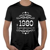 Koszulka męska na urodziny 30 40 50 60 70 lat L ur23