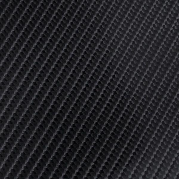 Naklejka samochodowa winyl/carbon 4D czarna 152 x 200 cm zdjęcie 2