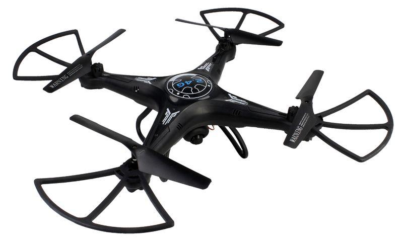 DRON TD06 z Kamerą WiFi+Okulary3D 3Aku x1000mAh 6Axis-Gyro Z282G zdjęcie 7