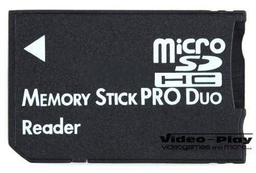 Adapter Karty Micro SD na Memory Stick PRO Duo na Arena.pl