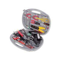 Zestaw narzędziowy Manhattan 145 elementów I-CTK55