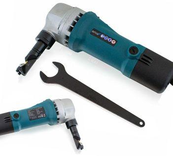 NIEZAWODNE Elektryczne nożyce do blachy o mocy 500W 16193