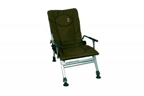 Krzesło fotel wędkarski CARP F5R wytrzymałość 120kg