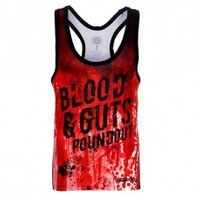 Poundout tank top BLOOD & GUTS Rozmiar - XXL