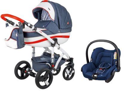 Adamex VICCO 3w1 fotel Maxi Cosi Citi