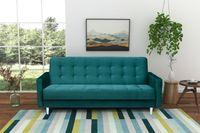 Sofa / Wersalka QUEST rozkładana styl skandynawski