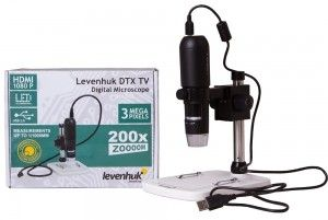 Mikroskop cyfrowy levenhuk dtx tv m « mikroskopy arena pl