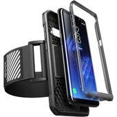 Etui Supcase Armband do Samsung S8 czarne