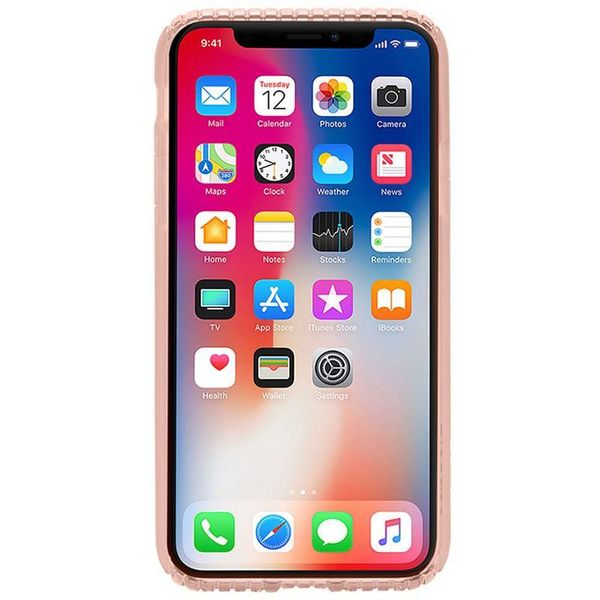 Incase Protective Guard Cover - Etui do iPhone X (Rose Gold) zdjęcie 4