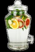 Słój o pojemności 7,5L z kranikiem na lemoniadę zdjęcie 1