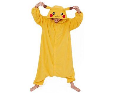 Pikachu Kigurumi Onesie dres piżama kombinezon S