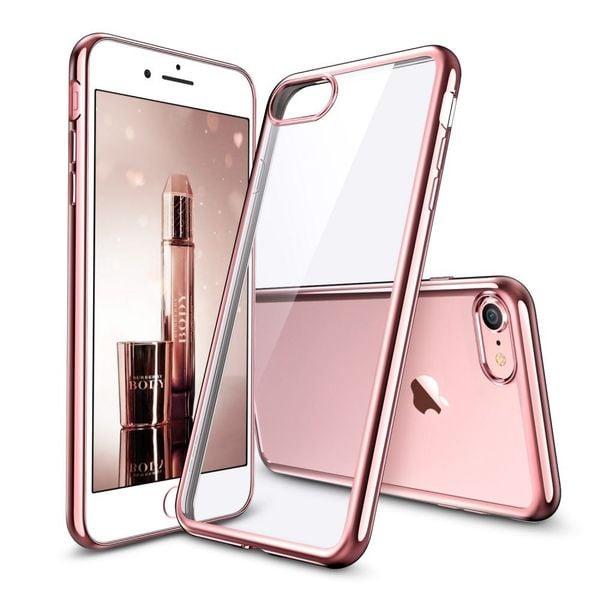 ETUI POKROWIEC CASE FUTERAŁ ESR ESSENTIAL IPHONE 7/8 ROSE GOLD zdjęcie 1