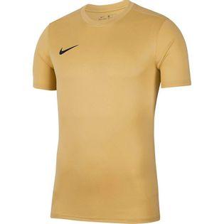 Koszulka dla dzieci Nike Dry Park VII JSY SS złota BV6741 729