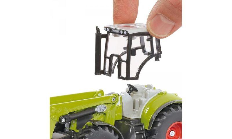 Siku Traktor Class z przednią ładowarką zdjęcie 4