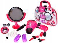 Zestaw piękności dla Dzieci Szczotka Akcesoria szminka walizka U150