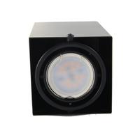 Lampa natynkowa biała 1xGU10 BLOCCO Milagro Kolor produkty - Czarny