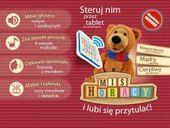 MIŚ HORACY INTERAKTYWNY STEROWANY TABLETEM MÓWI PL! WARSZAWA JANKI zdjęcie 3