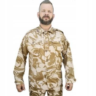 Brytyjska Koszula Combat Tropical