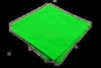 Chustka bandamka gładka zielona