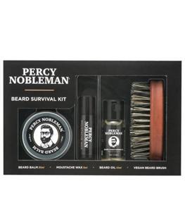 Zestaw do brody SURVIVAL Percy Nobleman