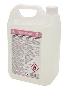 Żel do dezynfekcji rąk skóry Sterillhand 5 L