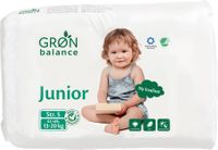 Gron Balance Pieluchy Dla Dzieci Junior 13-20Kg 44Szt.