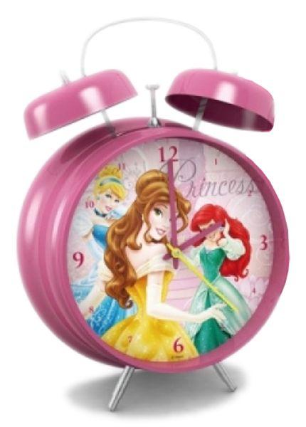 Budzik zegarek dla dzieci Princess Licencja Disney (30835_01) na Arena.pl
