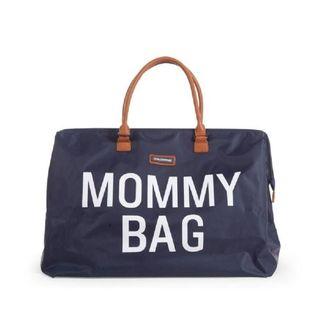 MOMMY BAG CHILDHOME TORBA PODRÓŻNA GRANATOWA #T1